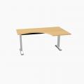 Meble :: Biurka :: Ergonomic Master biurko kształtowe 160 cm - BR67