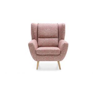 Wygodny, lekki zestaw wypoczynkowy. Sofa trzyosobowa, dwuosobowa i fotel. Forli Gala Collezione