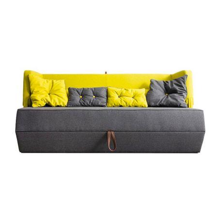 Meble :: Sofy :: Nappy sofa 3F - funkcja spania - tkanina
