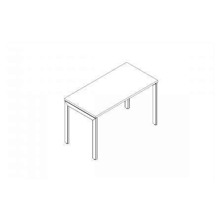 Meble :: Biurka :: Ogi U biurko proste 120 cm - BOU19