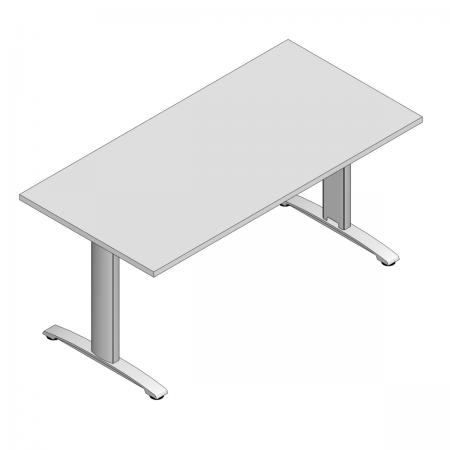 Meble :: Biurka :: Ergonomic Master biurko proste 120 cm - BR02