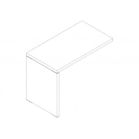 Meble :: Biurka :: Quando przystawka do biurka - Q10