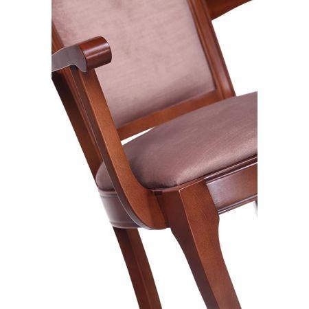 Meble :: Krzesła :: Vincent krzesło buk - tkanina