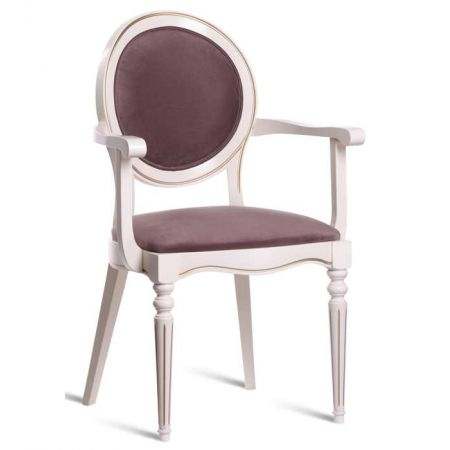 Meble :: Krzesła :: Sophia krzesło buk - tkanina