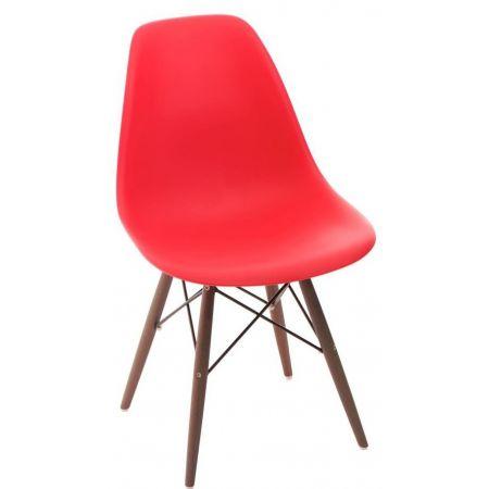 Meble :: Krzesła :: Krzesło PC016W PP inspir. DSW dark - czerwony