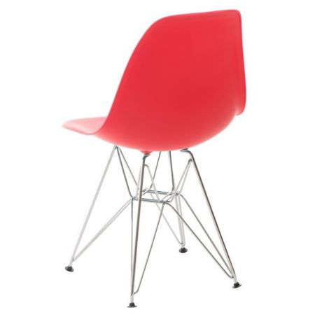 Meble :: Krzesła :: Krzesło PC016 PP inspir. DSR - czerwony
