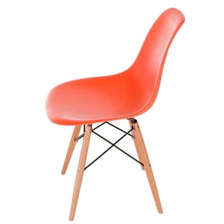 Meble :: Krzesła :: Krzesło PC016W PP inspir. DSW - pomarańczowy