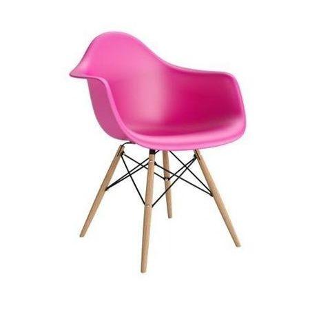 Meble :: Krzesła :: Krzesło P018W PP inspir. DAW - dark pink
