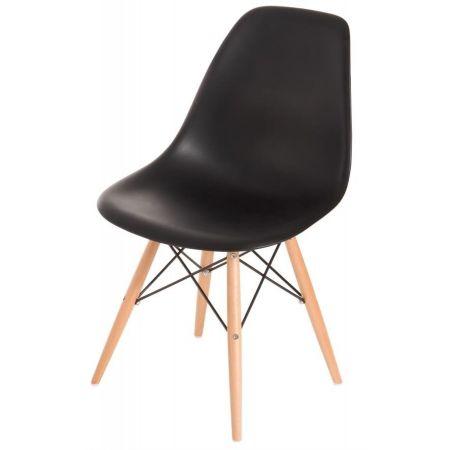 Meble :: Krzesła :: Krzesło PC016W PP inspir. DSW - czarny