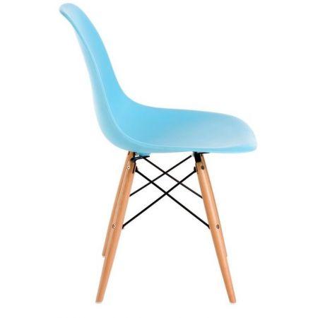 Meble :: Krzesła :: Krzesło PC016W PP inspir. DSW - ocean blue