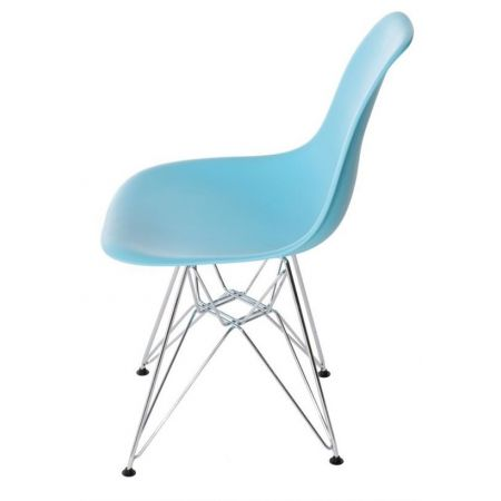 Meble :: Krzesła :: Krzesło PC016 PP inspir. DSR - ocean blue