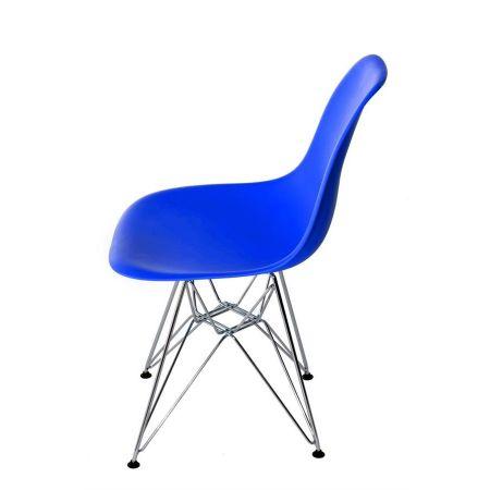 Meble :: Krzesła :: Krzesło PC016 PP inspir. DSR - niebieski