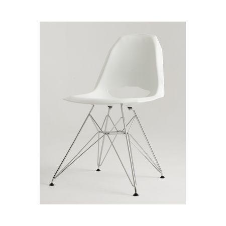 Meble :: Krzesła :: Match Metal krzesło - biały
