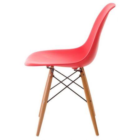 Meble :: Krzesła :: Krzesło PC016W PP inspir. DSW - czerwony