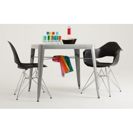 Meble :: Krzesła :: Match Metal krzesło - czarny