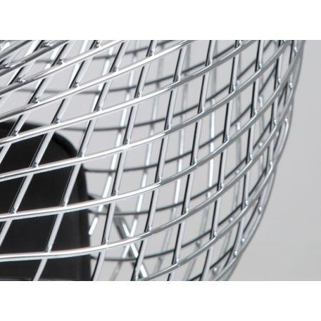 Meble :: Krzesła :: Diament Chair - srebrny, poduszka biała lub czarna