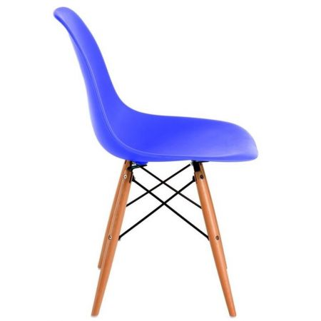 Meble :: Krzesła :: Krzesło PC016W PP inspir. DSW - niebieski