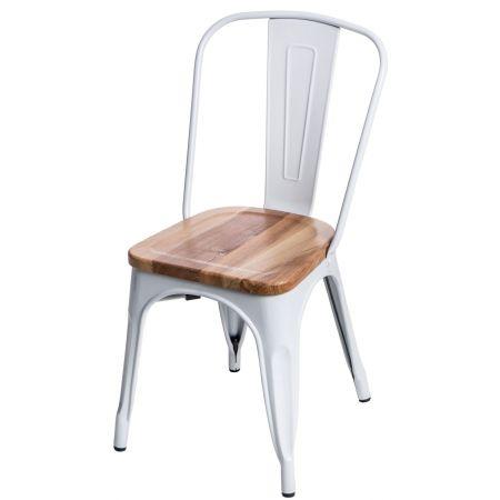 Meble :: Krzesła :: Krzesło Paris Wood - szare jesion