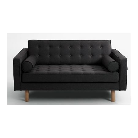 Meble :: Sofy :: Topic wood sofa 2 - karbon