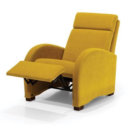 Marki :: Unimebel :: Vergo fotel z relaksem manualnym