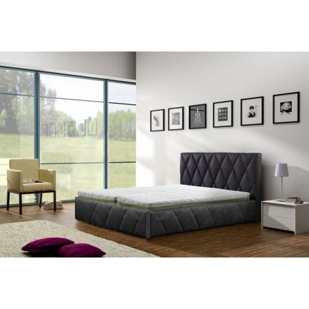 Meble :: Łóżka :: Trivio łóżko 90x200 - tkanina
