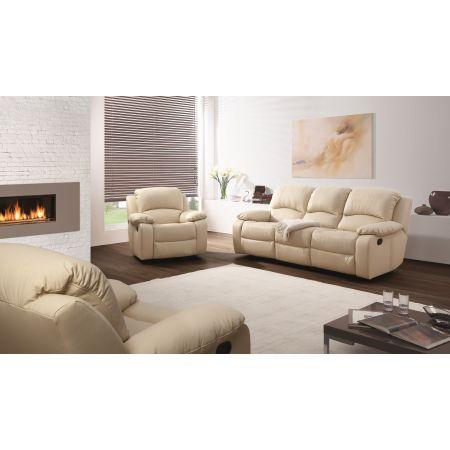 Marki :: Bydgoskie Meble :: Opera sofa 3RF z potrójnym relaksem manualnym