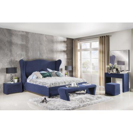 Meble :: Łóżka :: Tiffany łóżko 160 - tkanina