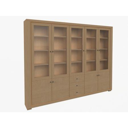 Meble :: Biblioteki :: Cube biblioteka 290