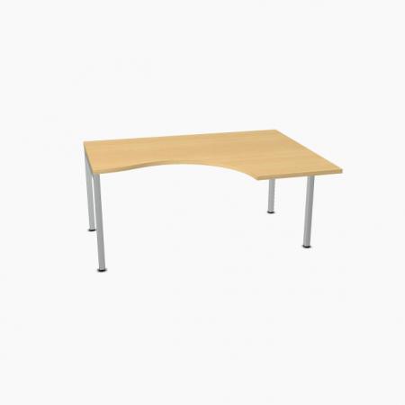 Meble :: Biurka :: Ogi Y biurko kształtowe 160 cm - BOY11